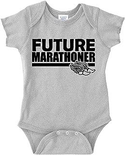 Future Marathoner Baby One Piece or Toddler T-Shirt