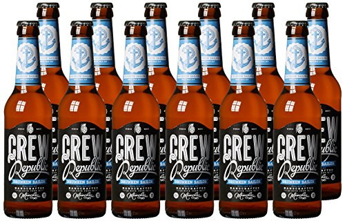 Crew Republic Drunken Sailor India Pale Ale, MEHRWEG (12 x 0.33 l)