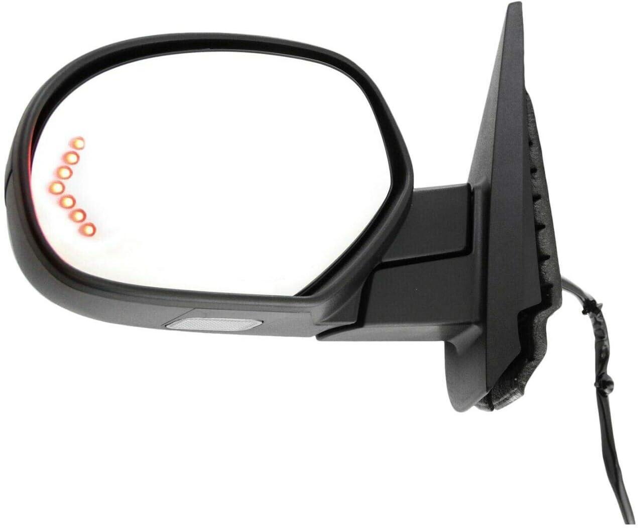 NYI 1 Year Warranty Power Mirror Overseas parallel import regular Finally popular brand item 2 + Caps ForLeft Fold