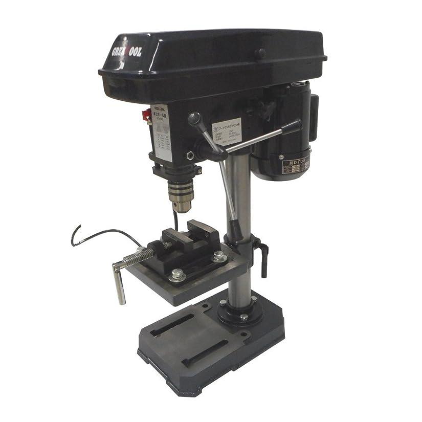 カウンターパート追加する処理GREATTOOL(グレートツール) 卓上ボール盤 穴あけ能力(一般鋼材1.5~13mm) 5段階変速付 GTB-13G