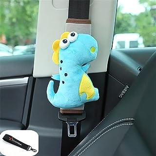 Zukida カバー ショルダーパッド 子供 リュック 動物 枕 クッション 枕 車用品 カー用品 かわいい 旅行 ギフト プレゼント 恐竜