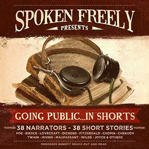 Going Public...in Shorts!: Complete Collection audiobook cover art