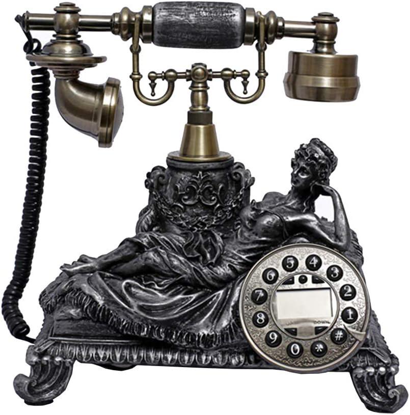 ZJYZJQ Antique Phone Weekly update Fashion Creative Home Ranking TOP4 Id Lan Caller