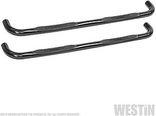 fits Chrysler Aspen Only Nerf Bars Side Steps Ionic 3 Black 221110
