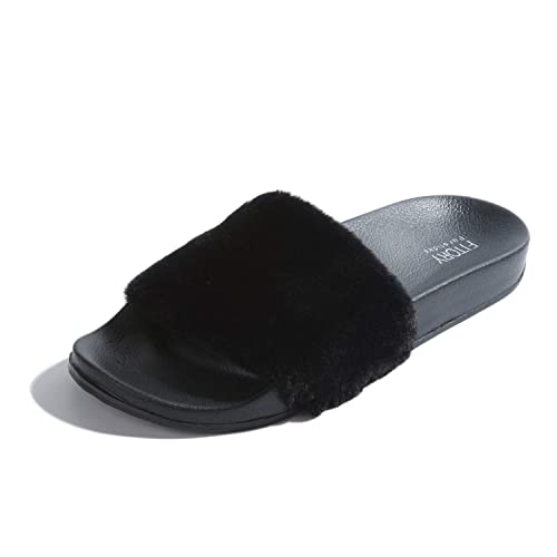a1129096f FITORY Women Slides Slippers