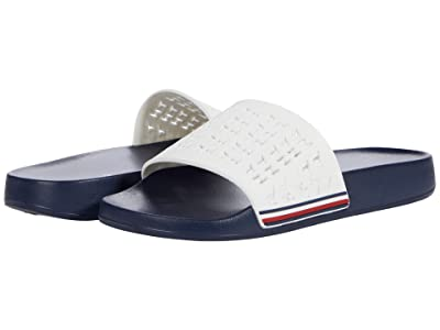 Tommy Hilfiger Dunki (White Multi) Women
