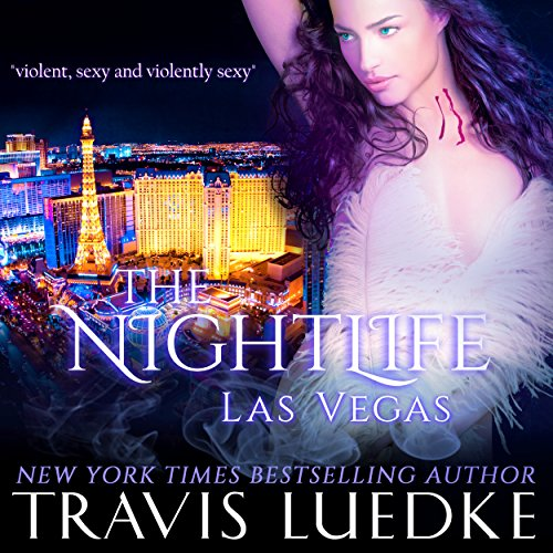 The Nightlife Las Vegas audiobook cover art