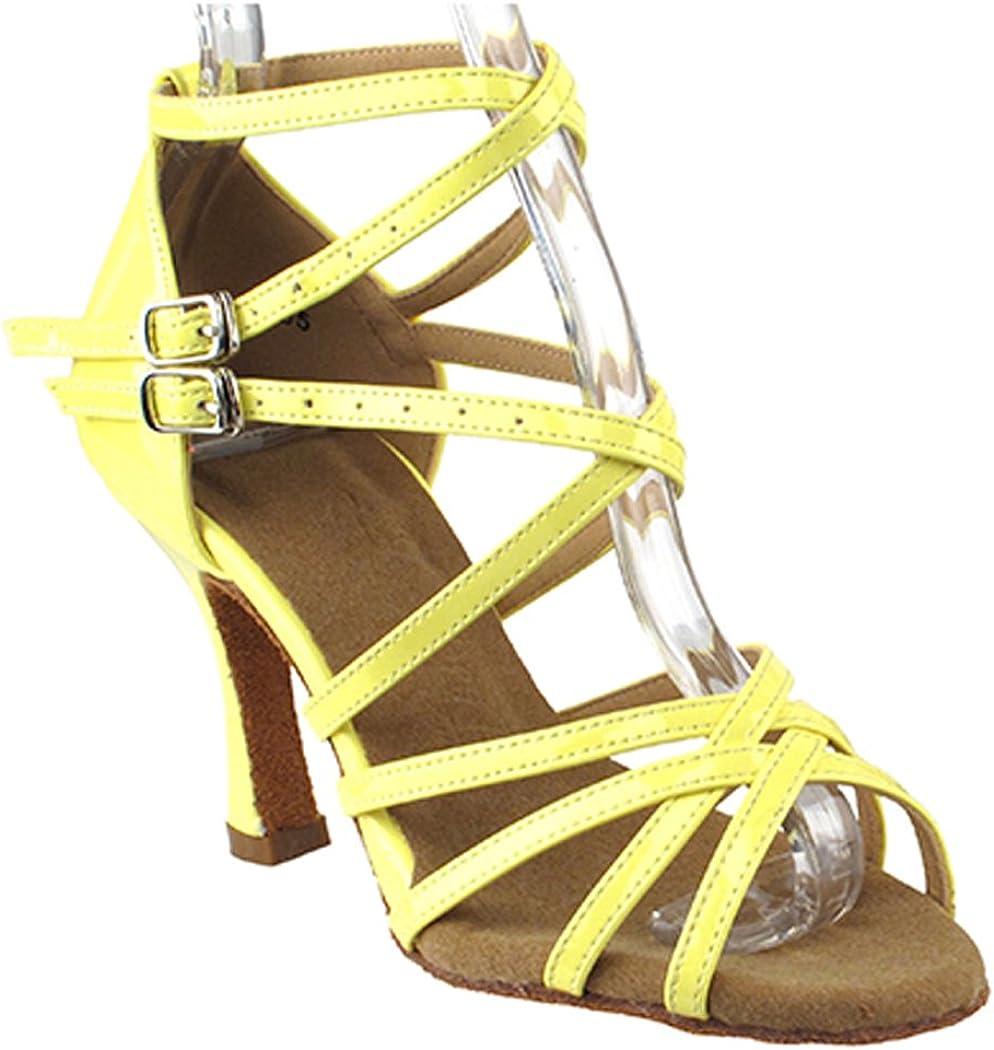 "Very Fine Shoes Salsera Series SERA5008 3"" Heel Ballroom Sh"