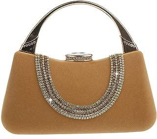 Women Dinner Bag Luxury Rhinestone Evening Wedding Party Clutch Purse Wallet Handbag