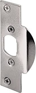 Defender Security U 9474 Security Latch Strike, Chrome Plated