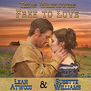 Free to Love     Texas Wildflowers, Book 1              By:                                                                                                                                 Leah Atwood,                                                                                        Susette Williams                               Narrated by:                                                                                                                                 Allyson Voller                      Length: 1 hr and 25 mins     Not rated yet     Overall 0.0