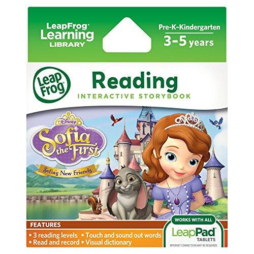 LeapFrog – LeapPad Ultra – Learning Game – Princesse Sofia – Edition Anglaise (Import UK)