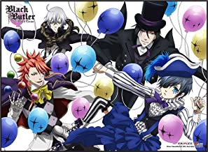 Black Butler Premium Wall Scroll Group 3 (Book of Circus) Anime Art ge81157