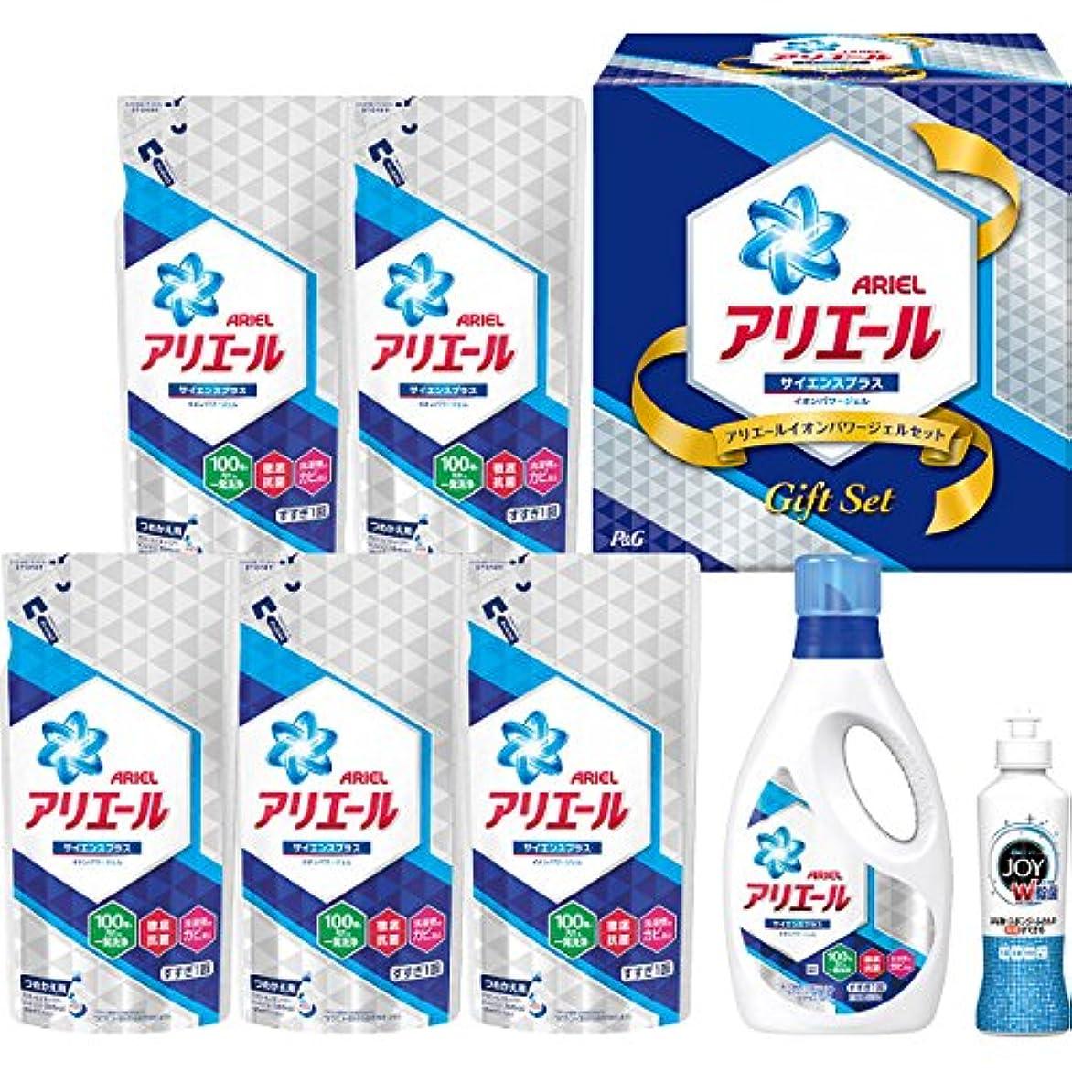 エイリアス頭ジャンルP&G(ピーアンドジー) 【お歳暮2018】P&G アリエールイオンパワージェルセット(PGIG-40XA)