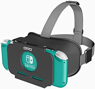 VR Labo for Nintendo Switch Lite,OIVO VR Headset 3D VR (Virtual Reality) Glasses,Labo Goggles Headset with Large Lens for ...