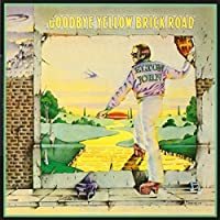 Goodbye Yellow Brick Road [Cardboard Sleeve (mini LP)] [Platinum SHM-CD] [Limited Release] by Elton John (2013-11-27)