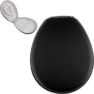 ソニー SONY WI-C600N / WI-1000X / WI-H700 ケース イヤホン カバー バッグ EVAハードケース Sooyeeh 軽量 キズ防止 耐衝撃 (黒い)