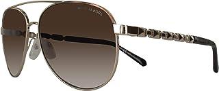 Michael Kors SAN JUAN MK1047 Sunglasses 101413-59 -, Dk Brown Gradient MK1047-101413-59