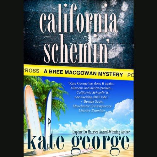 California Schemin' audiobook cover art