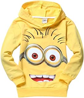 Despicable Me 2 Little Boys Girls Minions T-Shirt Hoodies Tops Tees