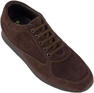 Zapatos de Hombre con Alzas Que Aumentan Altura hasta 7 cm. Fabricados en Piel. Modelo Matera