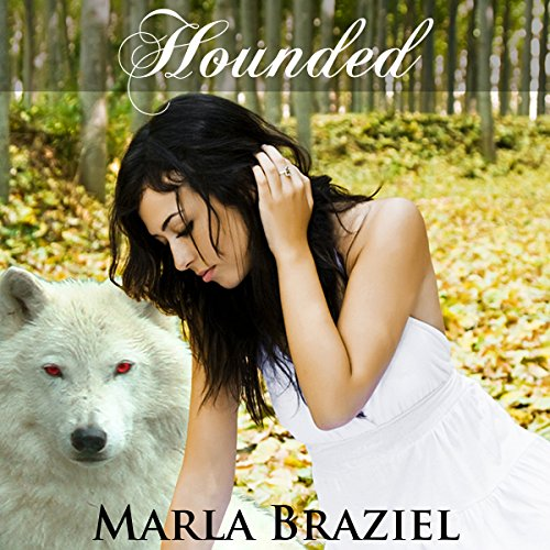 Hounded audiobook cover art