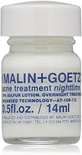 Malin + Goetz Acne Treatment Nighttime, 0.5 Fl Oz