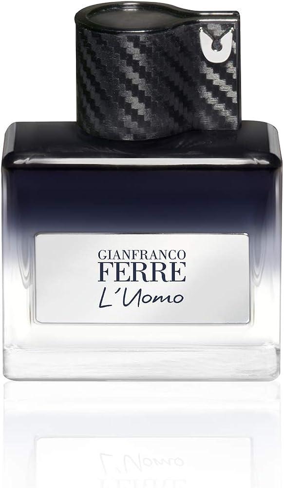 Gianfranco ferrè l`uomo, eau de toilette,profumo per uomo 50 mll`uomo eau de toilette - 50 ml 54591