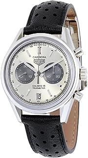 タグ・ホイヤー TAG HEUER カレラ クロノグラフ キャリバー18 テレメーター CAR221A.FC6353 新品 腕時計 メンズ (CAR221AFC6353) [並行輸入品]