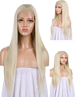Best remy hair wigs blonde Reviews