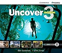 Uncover Level 3 Audio CDs (3) by Ben Goldstein Ceri Jones(2015-08-28)