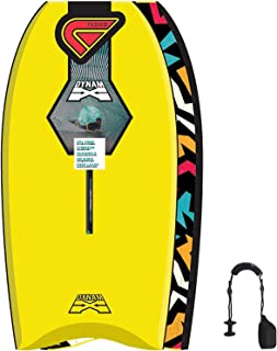 Flood Bodyboard Dynamx Stringer 41 Amarillo Tribal