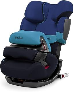 Cybex Silver 2-in-1 kinderzitje, autostoeltje voor kinderen, Pallas-Fix, voor auto's met of zonder ISOFIX, groep 1/2/3 (9...
