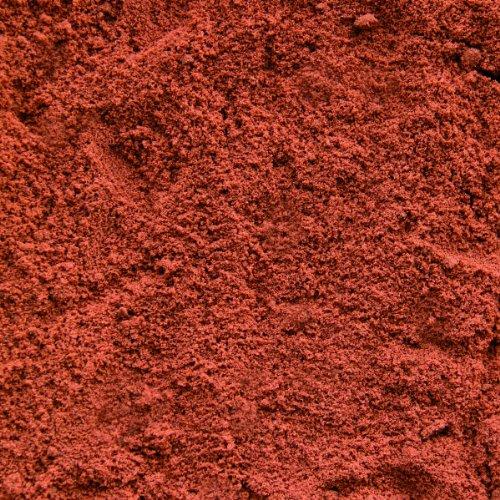 Terrariensand Sand rot 25 kg grabfähig/formbar