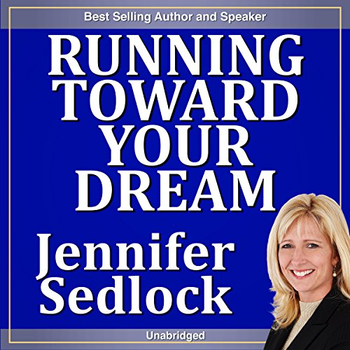 Running Toward Your Dream audiobook cover art
