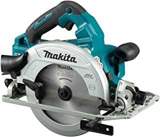Makita DHS783ZJU Twin 18V (36V) Li-Ion LXT Brushless 190mm Circular Saw Supplied in A Makpac Case - Batteries and Charger ...