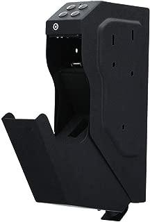 googic Gun Safe Box for Hand Gun Handgun Vault Gun Security Box Gun Vault Handgun Safe