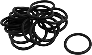 20 piezas de goma Flexible junta tórica del 18,6 millimeter X15 millimeter x1,8 millimeter arandela junta para olla a presión