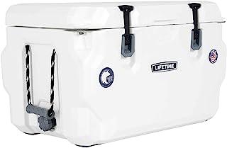 LIFETIME 91005 65 Quart High Performance Hard Cooler, Arctic White