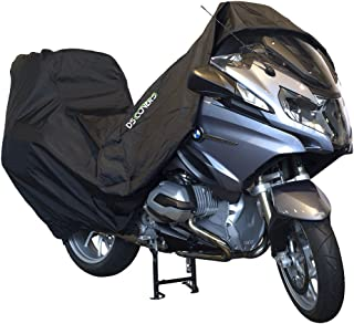 DS Covers 73160613Alfa Topcase Motorrad, XXL, schwarz preisvergleich preisvergleich bei bike-lab.eu
