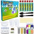 Desire Deluxe Fábrica para Hacer Slime DIY | Kit con Todas Las Cosas para Niños de 4 5 6 7 y 8 años de Desire Deluxe