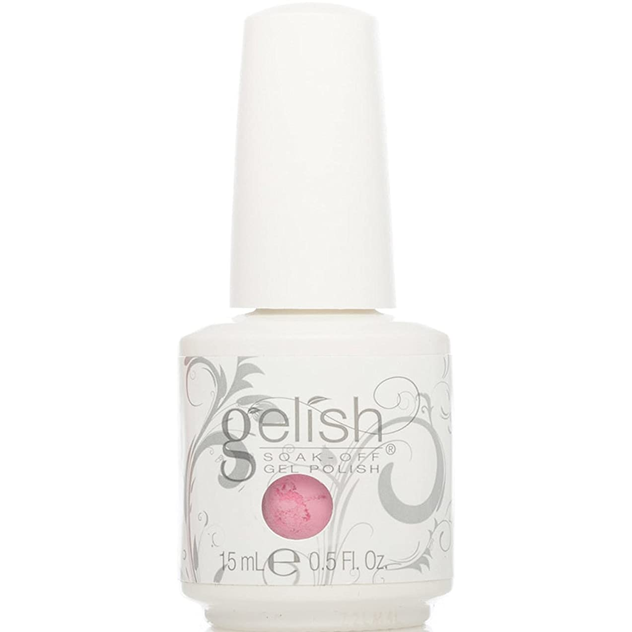 ストラップミキサー悪性Harmony Gelish Gel Polish - Look At You, Pink-achu! - 0.5oz / 15ml