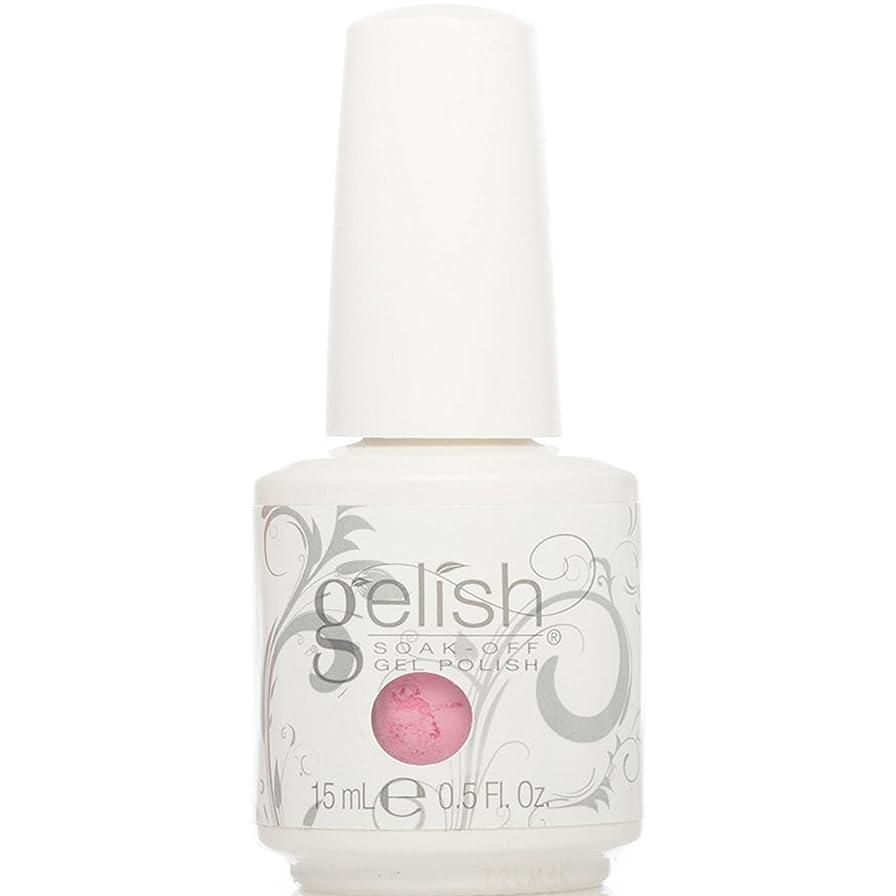 麦芽トレイルエレベーターHarmony Gelish Gel Polish - Look At You, Pink-achu! - 0.5oz / 15ml