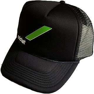 Poly Mesh Back Quality Headwear Cricket Logo Trucker Cap Hat ONE Size