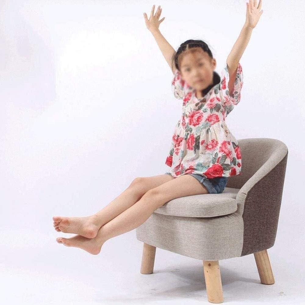 Chaises Tabouret avec Dossier Sofa Support en Bois Remplissage éponge Repose-Pieds de ménage (Couleur: E), Couleur: A (Color : A) E