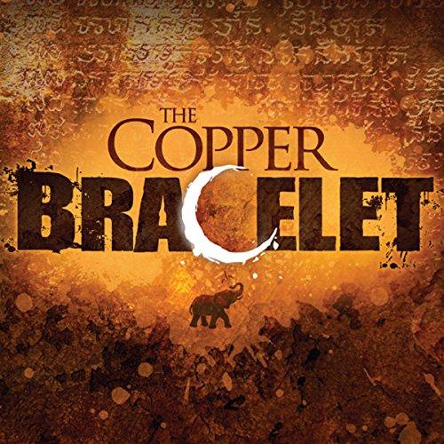 The Copper Bracelet audiobook cover art
