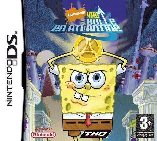 Bob L'Eponge Atlantis [Nintendo DS] [Importado de Francia]