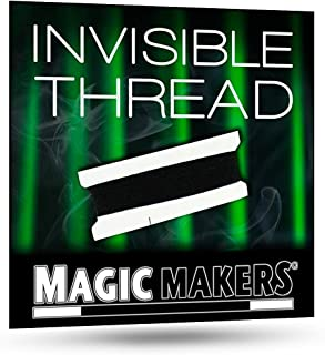 Magic Makers Invisible Thread - Used for Performing Levitation Magic Tricks