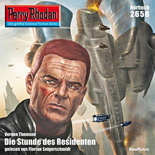 Die Stunde des Residenten audiobook cover art