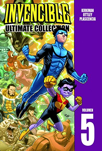 Invencible Ultimate Collection vol. 5 (Cómic)